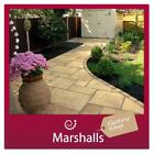 GARDEN PATIO PAVING FLAGS MARSHALLS COACH HOUSE MIN 5PK REQ