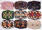 """Double Magic Hair Combs, Angel Wings Clips 4x3.5"""", African Butterfly,Quality S18"""