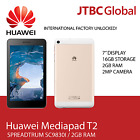 New 7 Inch Huawei Mediapad T2 BGO-DL09 LTE 4G 16GB Factory Unlocked Tablet