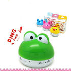 Cartoon Kitchen Mechanical Alarm Clock Countdown Cooking Tools Animal Timer Top