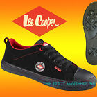 MENS LEE COOPER LEATHER WOMEN SAFETY WORK BOOT STEEL TOE CAP SHOES TRAINERS 3-12