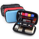 "Electronic Bag Carrying Case for 2.5"" Mobile Drive,Cards,USB,Power Bank,Earphone"