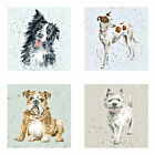 Greetings Card - Blank/Birthday ~ Bulldog ~ Border Collie ~ Whippet ~ Westie