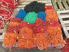 Cargo Net Strong Heavy Duty Scramble Trailer Nets Truck Skip Climbing,Ex Safety.