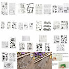 alphabet dating - Alphabet Transparent Silicone Clear Rubber Stamp Cling Diary Scrapbooking DIY