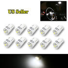 10X BRIGHTER SIDE 168 T10 1210 5 SMD LED LIGHT BULBS REPLACE 192 194 VAR COLORS