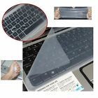 Transparent Thin Silicone Protective Film Keyboard Cover For Laptop PC Notebook