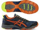 MEN'S ASICS GEL FUJI TRABUCO 5 - TRAIL / OFFROAD RUNNING SHOES - LAST ONE