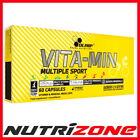 OLIMP Vitamin Multiple Sport Limited Edition Caps Multi Vita-min Vit C D Iron