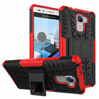 Hybrid Armor Case Cover Shockproof Kickstand Rugged Case Skin For Huawei Phone
