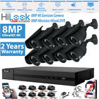 HOME CCTV Full HD DVR 2.4MP Night Vision 1080P IR-CUT Camera Security System Kit