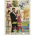 """""""From Russia with Love - Vintage Movie Poster"""" Poster Print $46.49 CAD on eBay"""