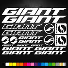 Compatible Giant Vinyl Decal Stickers Sheet Bike Frame Cycle Cycling Bicycle Mtb