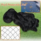 14x14' 28x28' 28x45' Pool Netting Pond Protective Floating Net  0.7'' Mesh Size