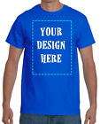 Custom T-Shirt with Your Photo | Text | Logo | DTG