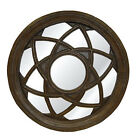 Star Circle Wall Mirror Made in USA in 40 Colors