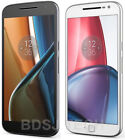 "Moto G4 Plus (32GB) 4G 5.5"" Finger Print Dual Sim GSM Factory Unlocked XT1641"