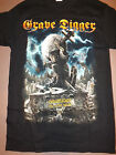 GRAVE DIGGER Exhumsation The Early Years T-Shirt **NEW concert tour music band