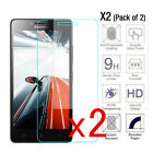 1/2PcsPremium Tempered Glass Film Screen Protector Cover For LenovoCell Phone9H