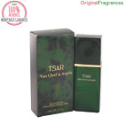 Tsar Cologne 3.3 oz 3.4 oz 100 Ml 1oz by VAN CLEEF & ARPEL FOR MEN EDT Spray NEW