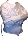 Halloween costume straight jacket straitjacket size Large L