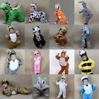 Children Kids Halloween Cartoon Animal Costume Costumes Jump