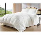 Queens Land Home Luxury Microfiber Warm Duvet or Pillow Pair All Sizes Available