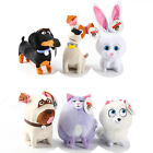 The Secret Life of Pets Kids Stuffed Toys Animals Plush Figure Toy Girl Boy Gift