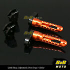 For Triumph Daytona 1000 91 92 93 6 Color 25mm Adjustable Front Foot pegs $42.8 USD on eBay