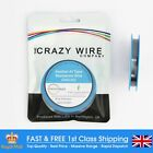 0.06mm (42 AWG) FeCrAl A1 Resistance Wire - 496 ohms/m