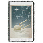 "Star Trek TOS ""Ep 2 -Charlie X"" Dye Sublimation Blanket/Throw"