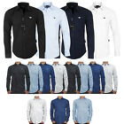SALE TOP NEW MENS EMPORIO ARMANI EA KEDAR AKE SHIRTS CASUAL SLIM FIT LONG SLEEVE