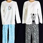 NEW Ladies Fleece Pyjamas Assorted sizes UK SELLER