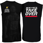 Conor McGregor Limited Edition BSN UFC Boxing Mayweather Sports Vest M + L Sizes