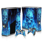 Battle Slim Protect Cover Stickers Skins Vinyl Sticker Console Film For Xbo X360