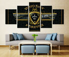 New Orleans Saints Modern Painting Picture Art Abstract Poster Canvas Home Decor