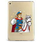 Disney Prince Charming Tiny Stars Silicone Case Cover For Samsung iPad N279-8