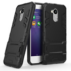 SAMSUNG GALAXY J3 2017 - SLIM TOUGH SHOCK PROOF BUILDER PHONE CASE COVER STAND