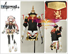 Fate/Apocrypha Black Cavalry Astolfo Knight Fighter Cosplay Costume Custom
