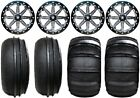 "MSA Lok 14"" UTV Wheels 28"" Sand Stripper/HP Tires Can-Am Defender"