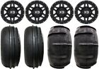 "KMC XS128 Machete 14"" ATV Wheels 28"" Sand Stripper Tires Suzuki KingQuad"