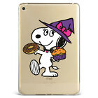 Cartoon Snoopy Dog Happy Halloween Ghost Silicone Case Cover For iPad N353-8