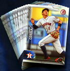 2016 Bowman And Prospects Houston Astros Baseball Card Your Choice - You Pick