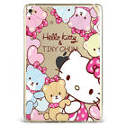 Adorable Hello Kitty Bears Cute Soft Silicone Case Cover For Samsung Ipad F13011