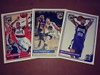 2015-16 Panini Complete BASE SET Single Cards (#1-165) U Pick From List