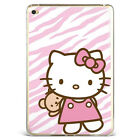 Cute Hello Kitty Bear Patterned Soft Silicone Case Cover For Samsung Ipad Hk-18