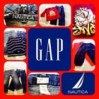 Boys Kids Gap Nautica Winter Clothes Lot 3T 4T Straight Jeans Denim Sweater Snow