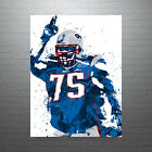 Vince Wilfork New England Patriots Poster FREE US SHIPPING $15.0 USD on eBay