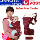 Ergonomic Baby Newborn Infant Toddler Carrier Backpack Front Back Hip Seat Chair