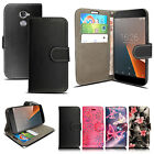 Luxury Leather Wallet Flip Stand Case Cover Pouch For Vodafone Smart N8/E8/V8